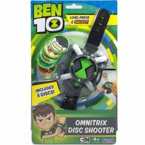 Ben 10 Omnitrix Εκτοξευτής Δίσκων
