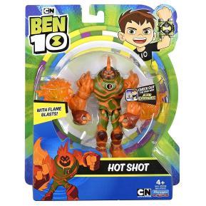 Φιγούρα Ben 10 Hot Shot (BEN45000)