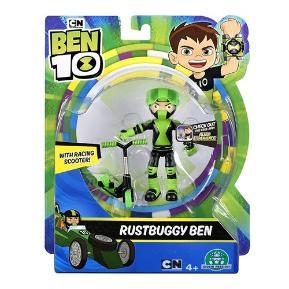 Giochi Preziosi Φιγούρα Ben 10 Rustbuggy Ben (BEN45000)