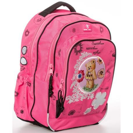 Τσάντα Δημοτικού Belmil Sweet Bear-0