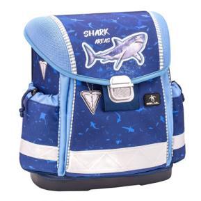 BeLMil Τσάντα Δημοτικού Πλάτης Shark 2 403-13SHARK2
