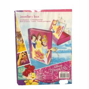 Disney Princesses Jewellery Box