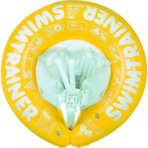 "FREDS SWIM ACADEMY Σωσίβιο Swimtrainer ""Classic"" Yellow 4-8 ετών 04001"