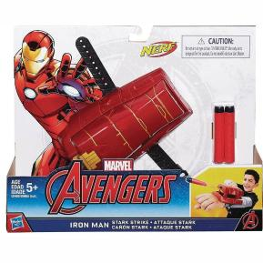 Εκτοξευτής Nerf - Avengers Mission Gear Iron Man (B9955)