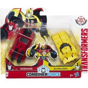 Transformer Rid Crash Combiner Sideswipe & Bumblebee (C0628)