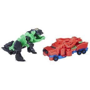 Transformer Rid Crash Combiner Grimlock & Optimus Prime (C0628)