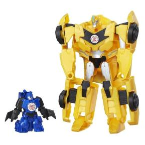 Transformers Rid Activator Combiner Bumblebee and Stuntwing (C0653)