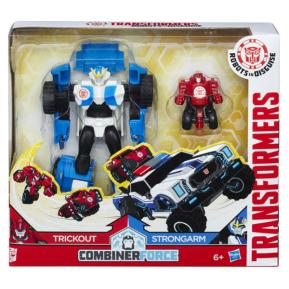 Transformers Rid Activator Combiner Trickout and Strongarm (C0653)