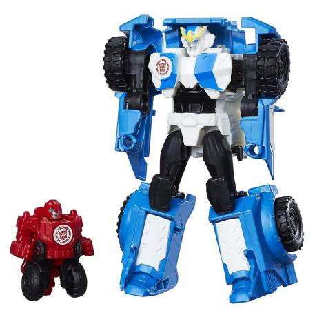 Transformers Rid Activator Combiner Trickout and Strongarm (C0653)-1