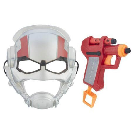 Marvel Avengers Mission Gear Ant-Man Mask and Particle εξοπλισμός (B9955)-1