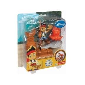 Jake  Φιγούρες με Αξεσουάρ - Jake's Octopus Slinger