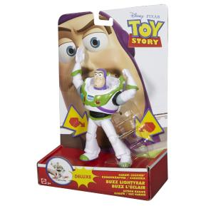 Toy Story Deluxe Φιγούρες - Buzz Lighttear Karate Action! (Y4569)