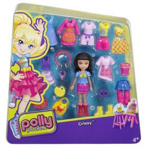Polly Pocket Σετ Μόδας - Crissy