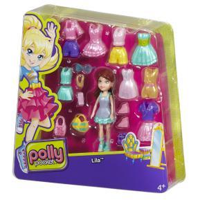 Polly Pocket Σέτ Μόδας - Lila