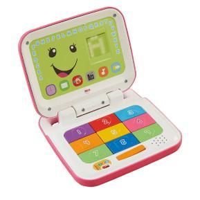 Fisher Price Εκπαιδευτικό Laptop - Ροζ