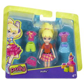 Polly Pocket Κούκλα με Ρούχα