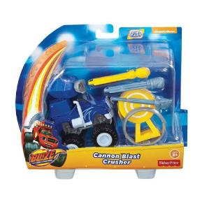 Blaze Όχημα με Αξεσουάρ - Crusher (CGK18)