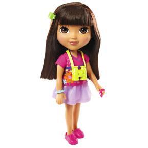 Ντόρα & Φίλες Κούκλες Με Αξεσουάρ - Η Ντόρα Αγαπάει Την Περιπέτεια