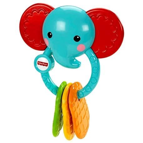 Fisher Price Ελέφαντα Οδοντοφυΐας-0