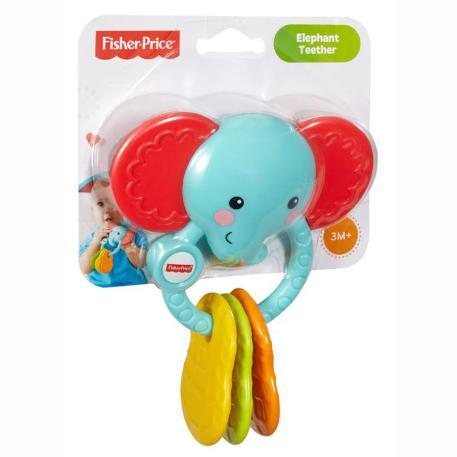 Fisher Price Ελέφαντα Οδοντοφυΐας-1