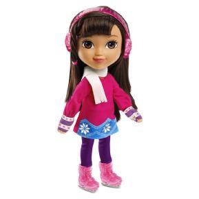 Ντόρα & Φίλες Κούκλες Με Αξεσουάρ - Η Ντόρα Αγαπάει Το Χειμώνα