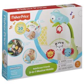 Fisher Price Περιστρεφόμενο 3 Σε 1
