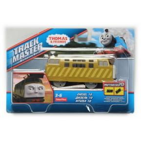 Τόμας - Μηχανοκίνητο Τρένο  Diesel 10