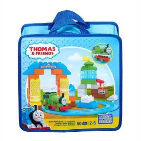 Megablocks Thomas The Train - Σετ Παιχνιδιού- Το Πλυντήριο Του Σόντορ (CNJ11)