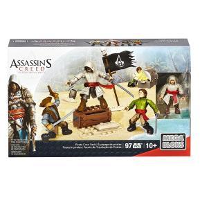 Assassin's Creed - Φιγούρες Με Αξεσουάρ Pirate Crew Pack