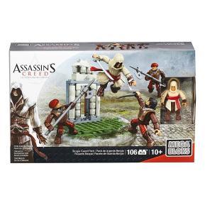 Assassin's Creed - Φιγούρες Με Αξεσουάρ Borgia Guard Pack