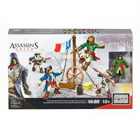 Assassin's Creed - Φιγούρες Με Αξεσουάρ French Revolution Pack
