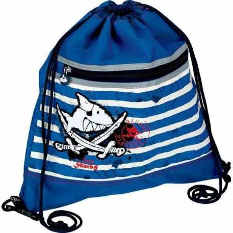Αθλητικό Σακίδιο Πουγκί Die Spiegelburg Capt'n Sharky 10596-0
