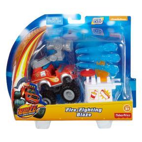 Blaze Όχημα με Αξεσουάρ - Fire Fighting Blaze (CGK18)
