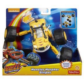 Blaze Πολυμορφικό Όχημα - Monster Morpher Stripes (DGK59)