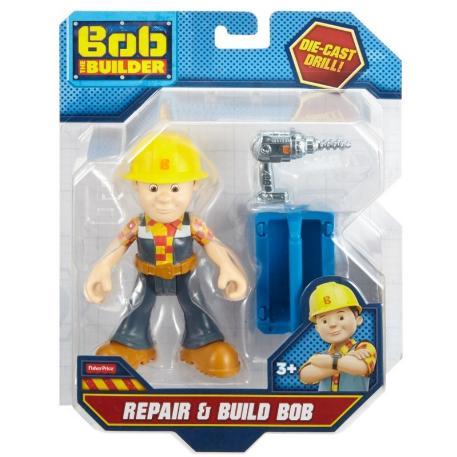 Bob ο Μάστορας Φιγούρα Bob με Τρυπάνι (DHB05)-0