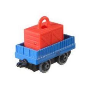Τόμας - Βαγόνι Μπλε με κόκκινο φορτίο (BHR85)