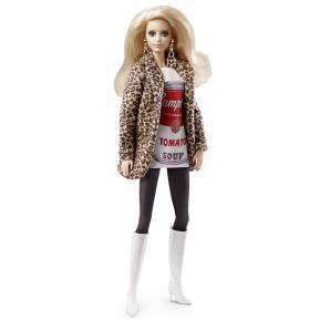 Barbie Συλλεκτική - Andy Warhol 2