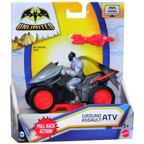 Batman Όχημα Με Μηχανισμό Προώθησης & Όπλα