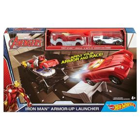 Hot Wheels Marvel Πίστες - Iroman (DKT27)