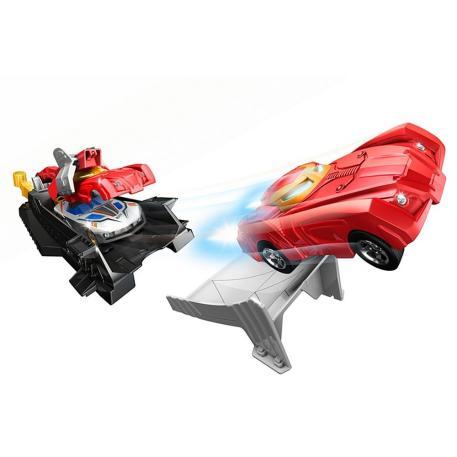 Hot Wheels Marvel Πίστες - Iroman (DKT27)-1