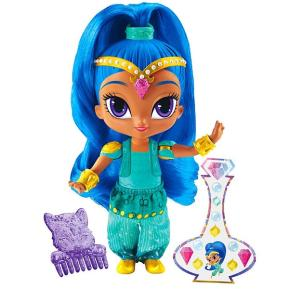 Fisher-Price Shimmer & Shine - Κούκλα Shine (DLH55)