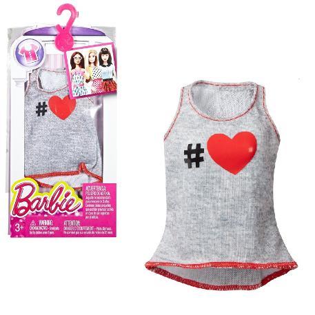 Barbie Ρούχα - Πρωινά Σύνολα No 3-0
