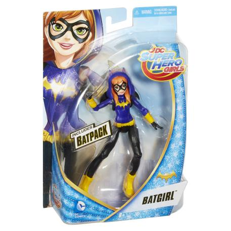 Dc Super Hero Girls Batgirl 15 εκ-1