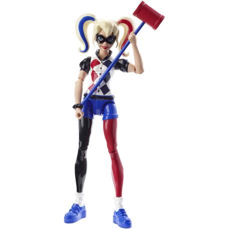Dc Super Hero Girls Harley Quinn 15 cm-0