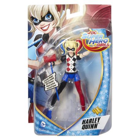 Dc Super Hero Girls Harley Quinn 15 εκ-1