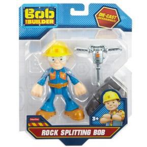 Bob ο Μάστορας - Φιγούρα Bob με Κομπρεσέρ (DHB05)
