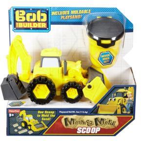 Μπόμπ ο Μάστορας Όχημα Scoop με Άμμο