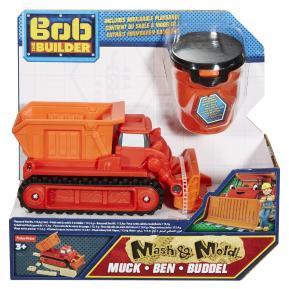 Bob ο Μάστορας Όχημα Muck με Άμμο