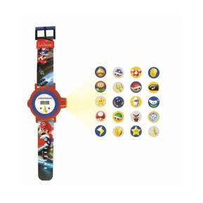 Lexibook Mario Kart Digital Projection Watch with 20 Images