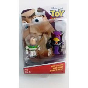 Toy Story Φιγούρα - Buzz & Zurg! (Y4713)